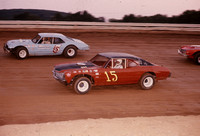 #5 (Unknown) and #15 (Unknown) Late Models