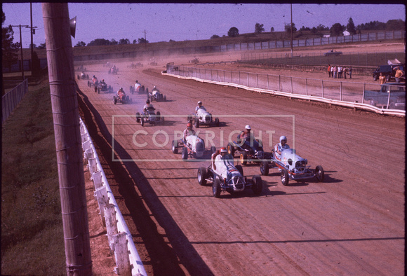 3rd Annual Williams Grove Old Timers Convention